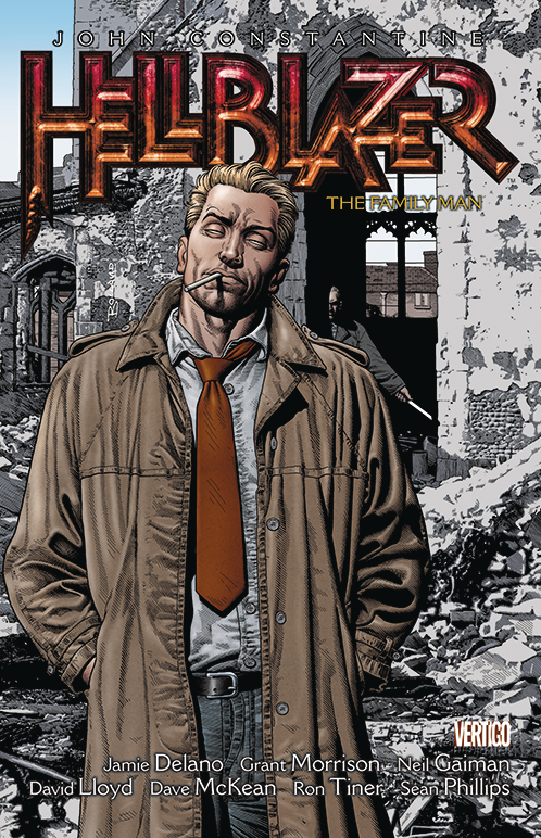 HELLBLAZER TP VOL 04 THE FAMILY MAN NEW ED