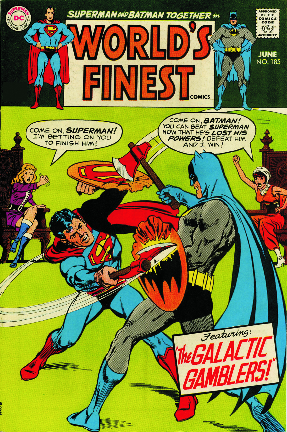 SHOWCASE PRESENTS WORLDS FINEST TP VOL 04