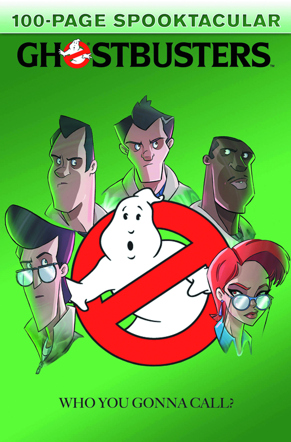 GHOSTBUSTERS 100 PAGE SPOOKTACULAR
