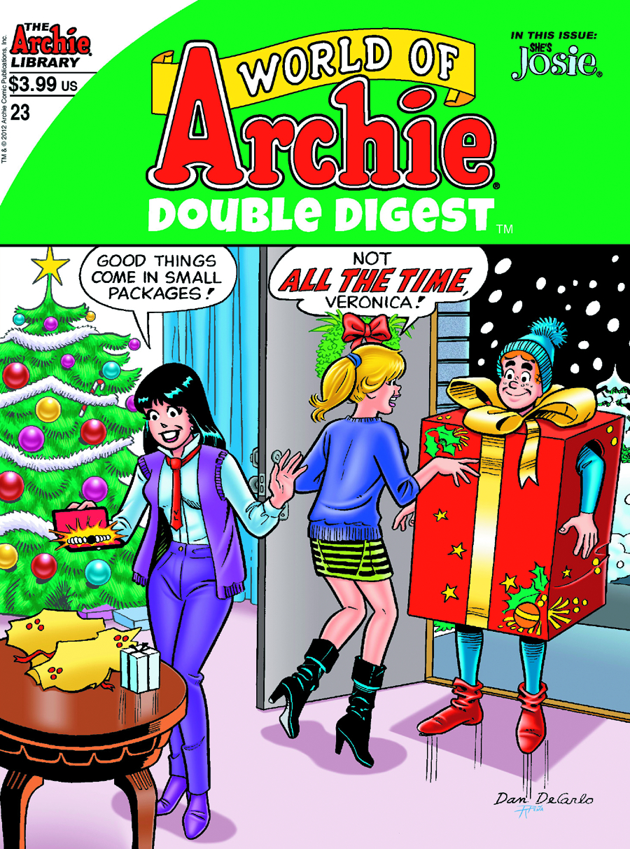 WORLD OF ARCHIE DOUBLE DIGEST #23
