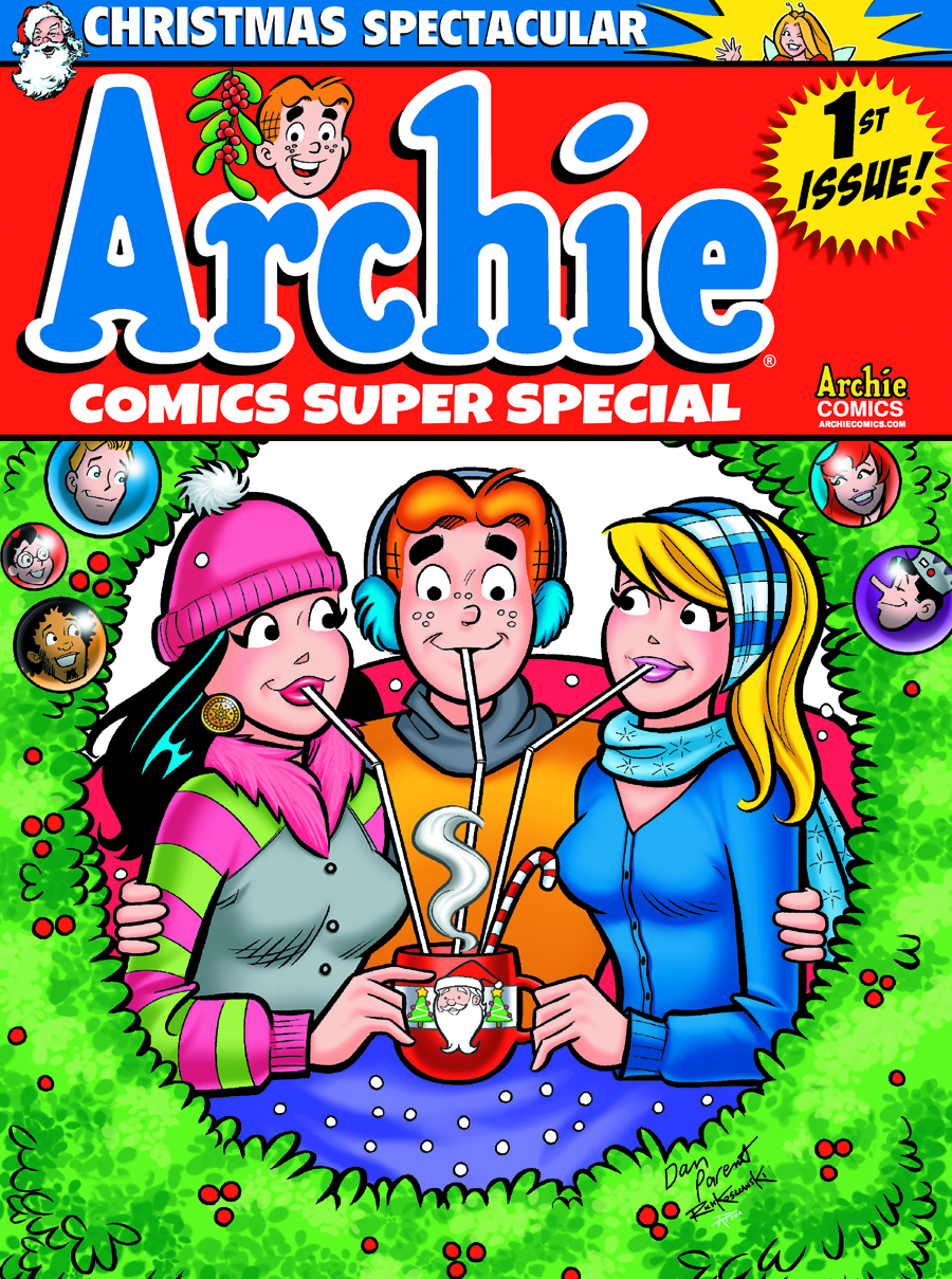 ARCHIE COMIC SUPER SPECIAL #1