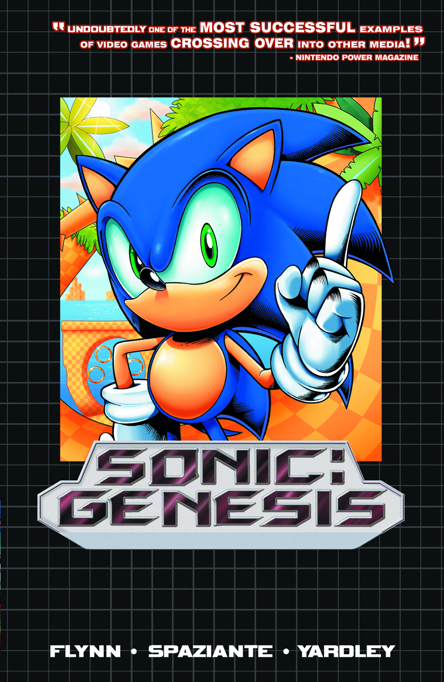 SONIC THE HEDGEHOG GENESIS TP