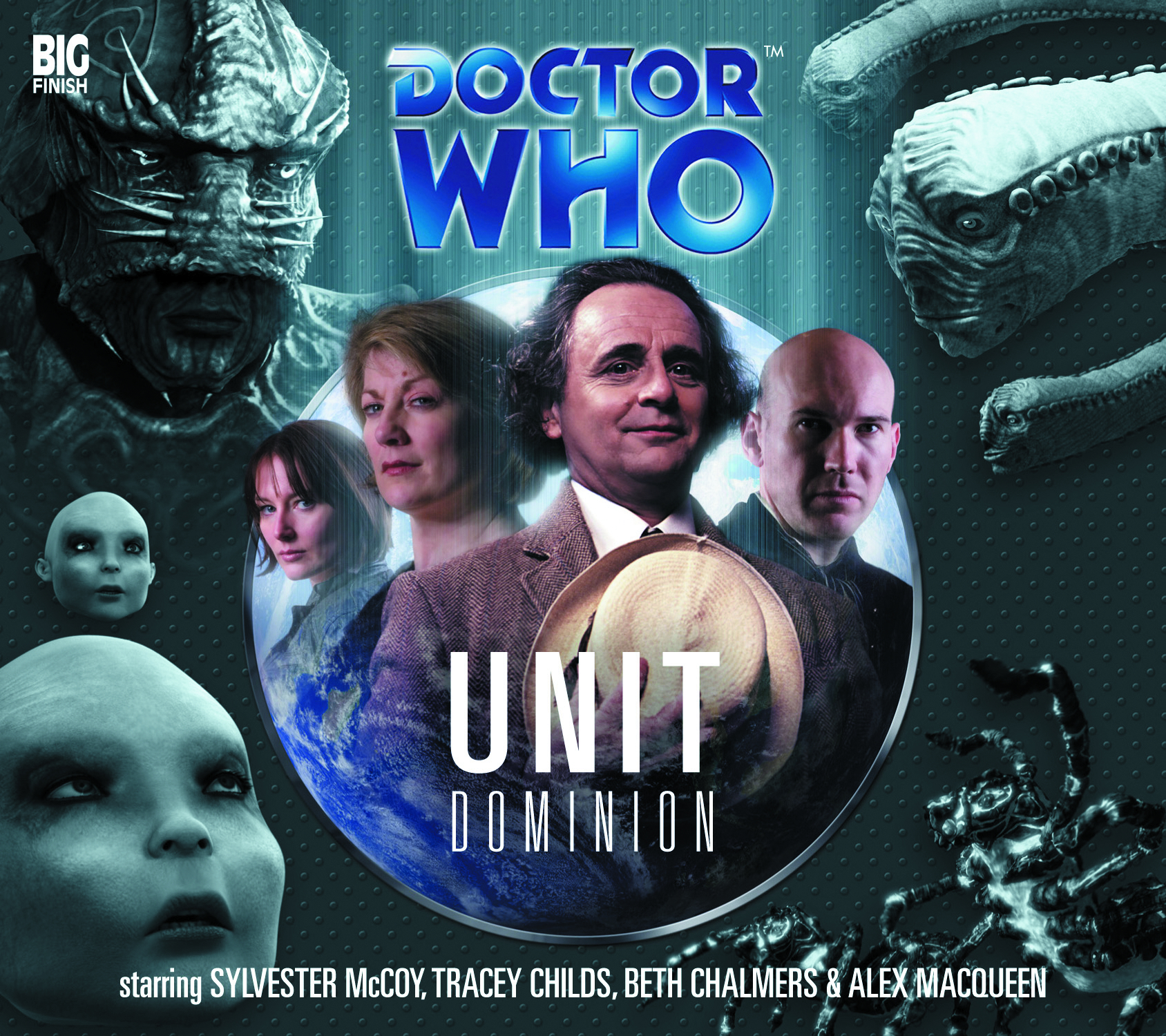 DOCTOR WHO UNIT DOMINION CD