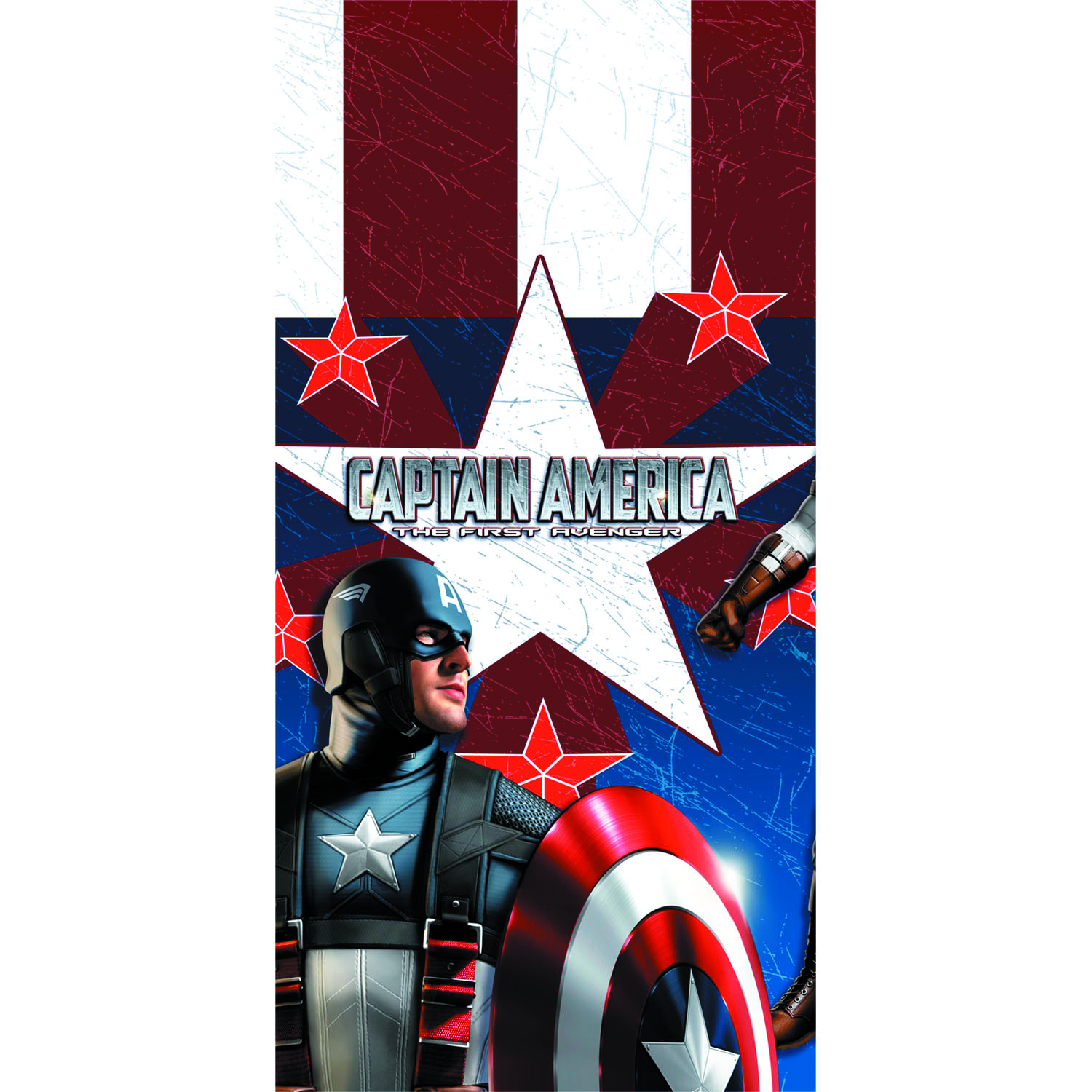CAPTAIN AMERICA TABLE COVER