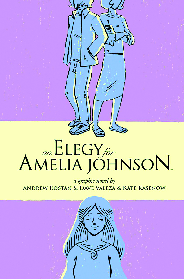 (USE DEC138208) AN ELEGY FOR AMELIA JOHNSON HC LEATHER BOUND