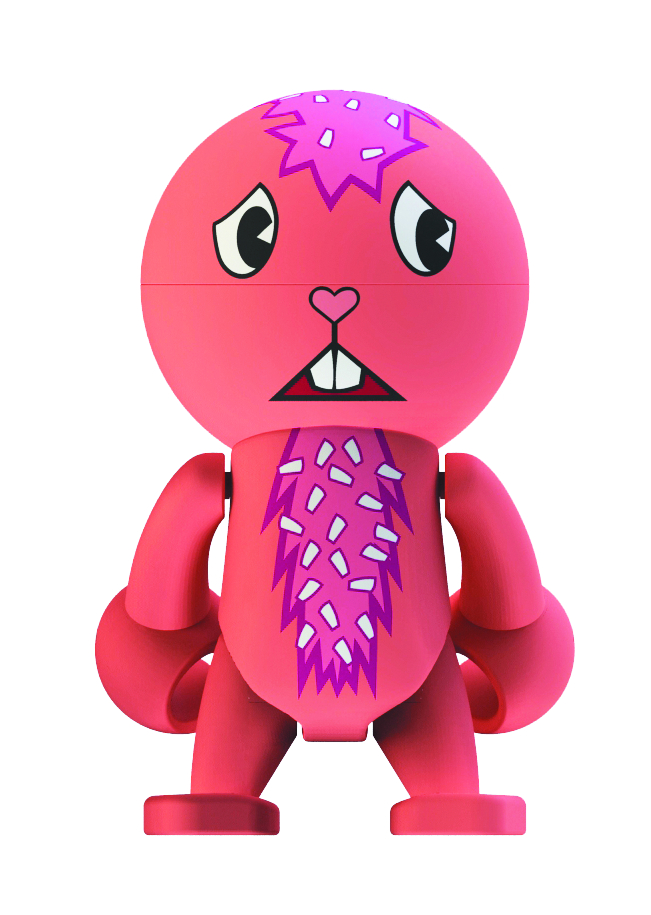 HAPPY TREE FRIENDS FLAKY TREXI VINYL FIG
