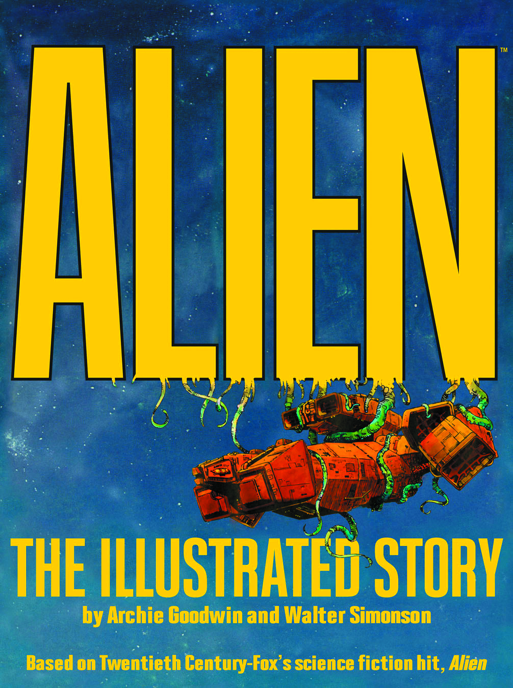 ALIEN ILLUSTRATED STORY FACSIMILE ED TP