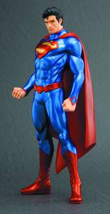 DC COMICS SUPERMAN ARTFX+ STATUE NEW 52 VER