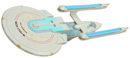 STAR TREK ENTERPRISE B SHIP