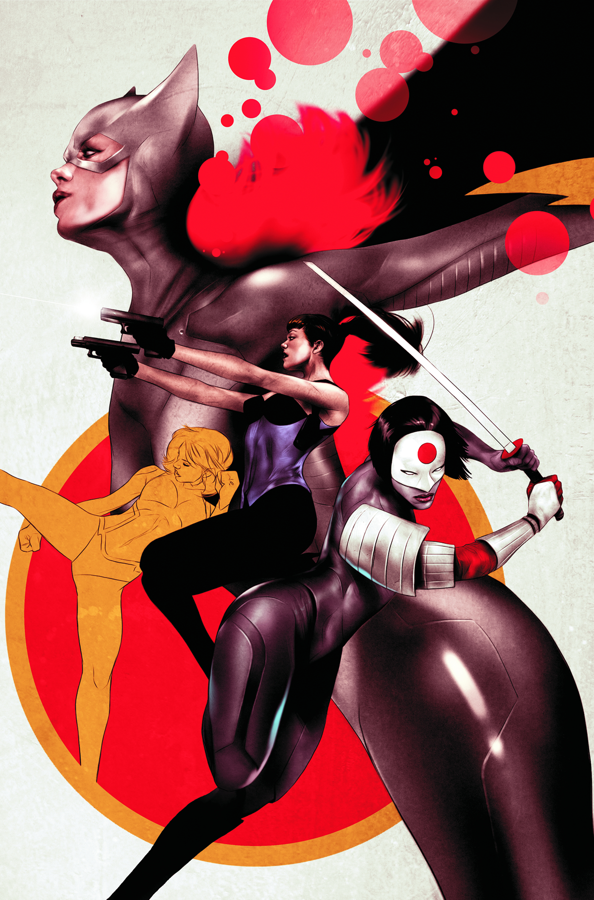 BIRDS OF PREY #13