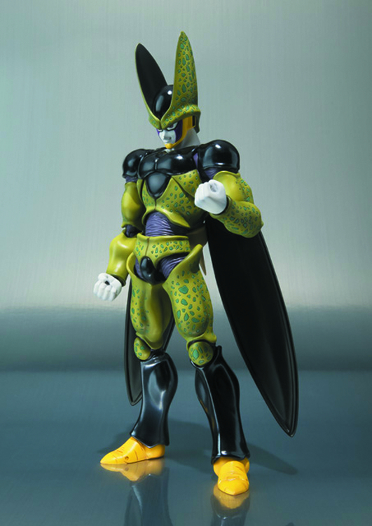 DBZ PERFECT CELL S.H.FIGUARTS AF