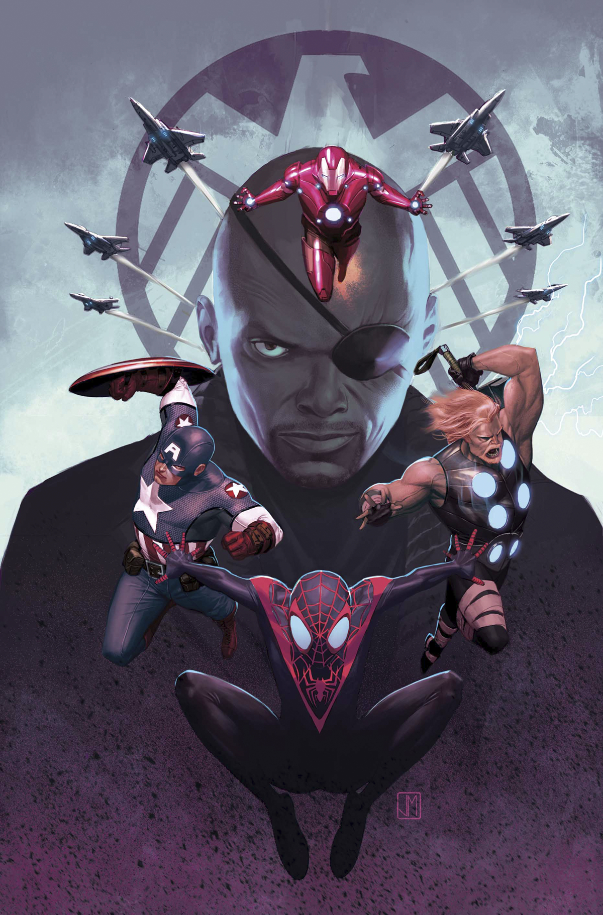 ULTIMATE COMICS SPIDER-MAN #16 UWS