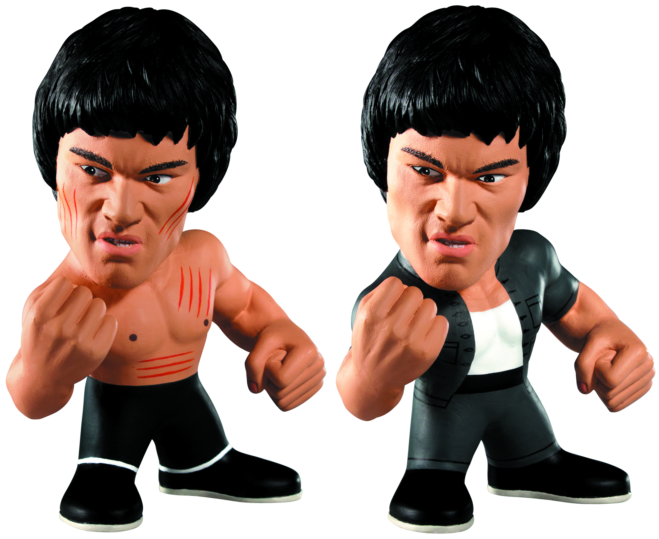 BRUCE LEE 5-IN TITANS WAVE 2 AF ASST