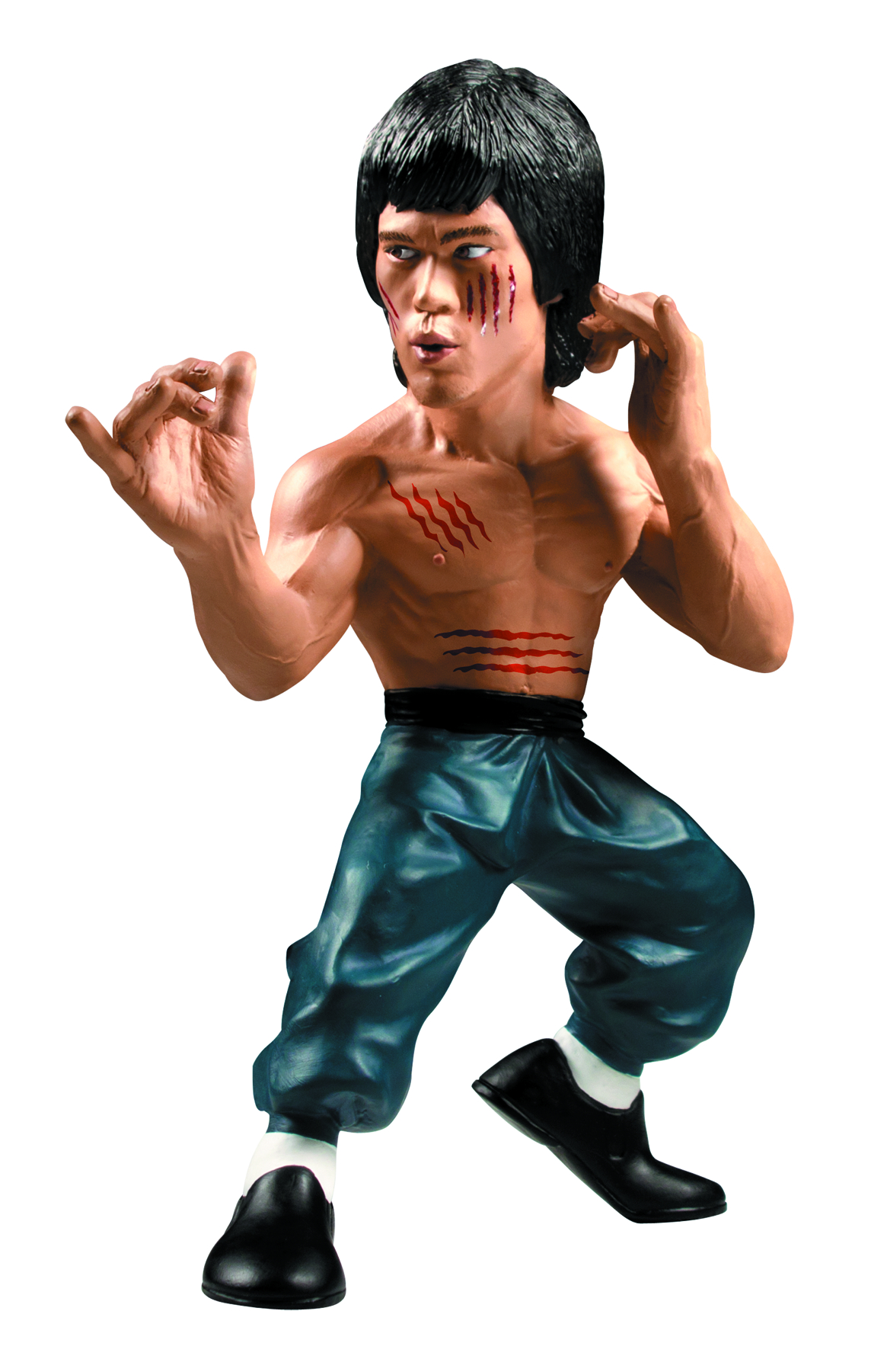 BRUCE LEE 6-IN FANATIKS WAVE 2 AF ASST