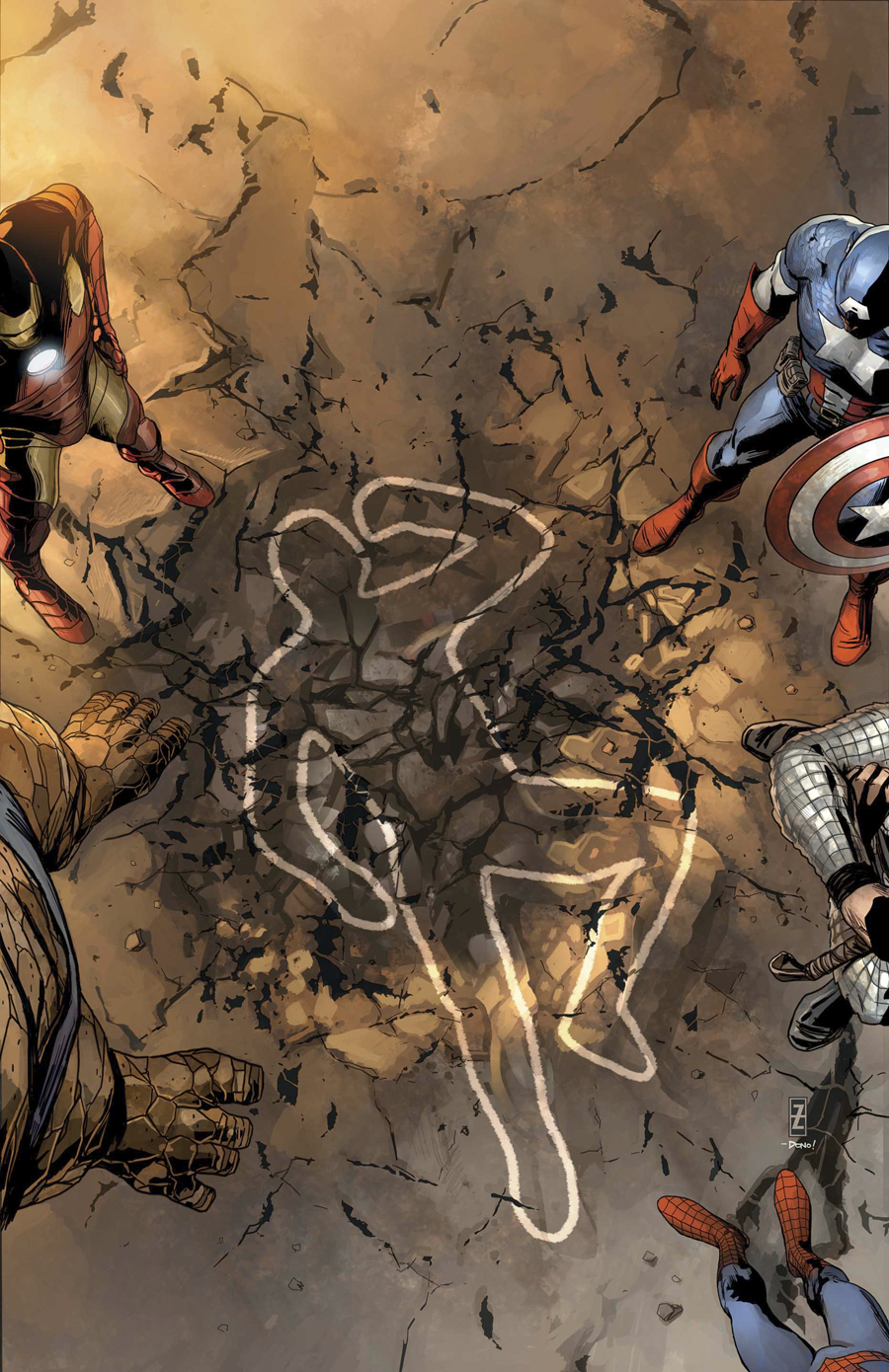AVX CONSEQUENCES #3