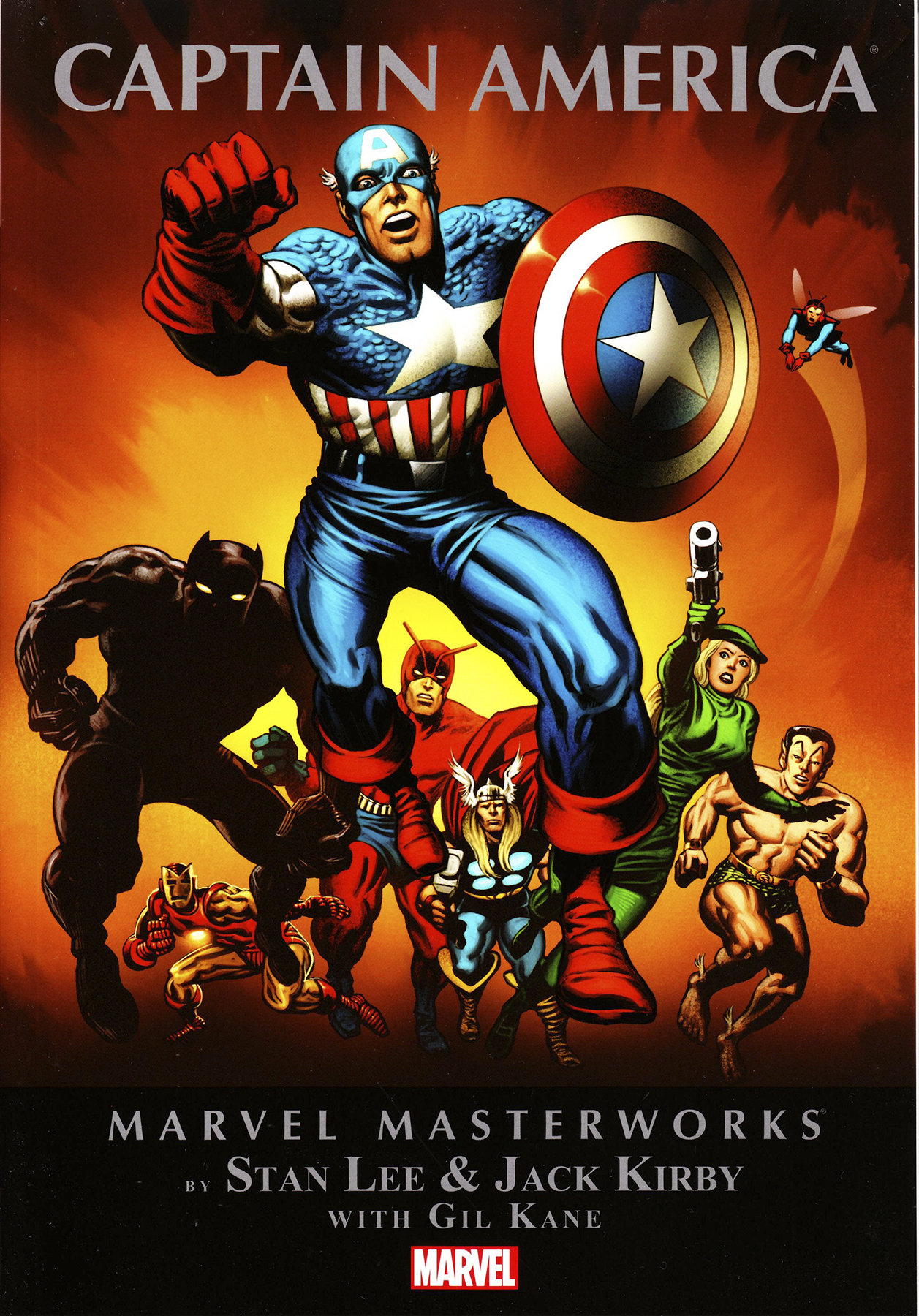 MMW CAPTAIN AMERICA TP VOL 02