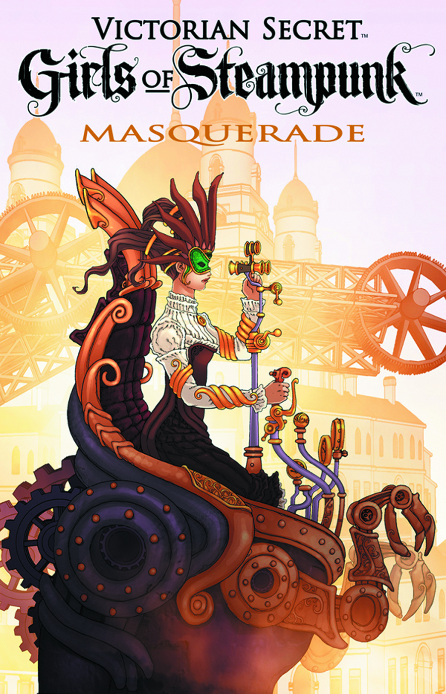 VICTORIAN SECRET GIRLS OF STEAMPUNK #1 MASQUERADE