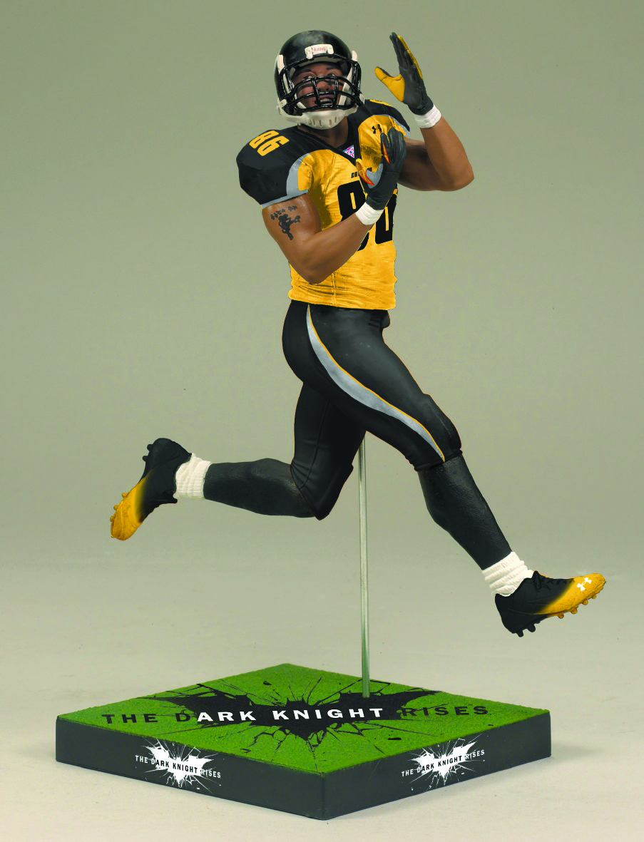 DARK KNIGHT RISES ROGUES HINES WARD AF CS