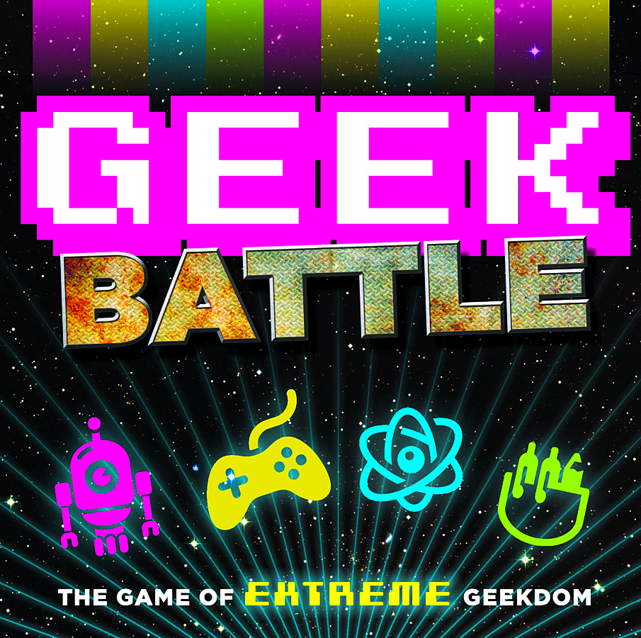 GEEK BATTLE TRIVIA GAME