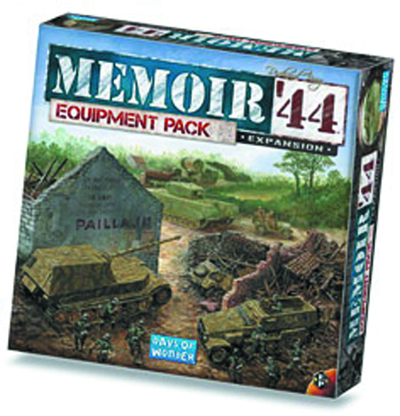 MEMOIR 44 EQUIPMENT PACK