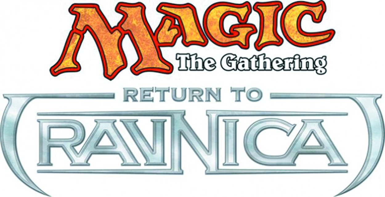MTG TCG RETURN TO RAVNICA BOOSTER DIS