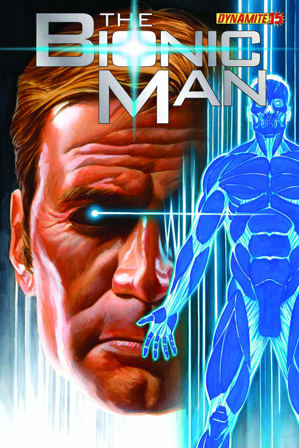 KEVIN SMITH BIONIC MAN #15