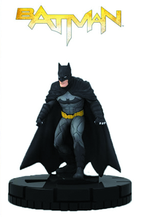 DC HEROCLIX BATMAN FAST FORCES 6 PACK