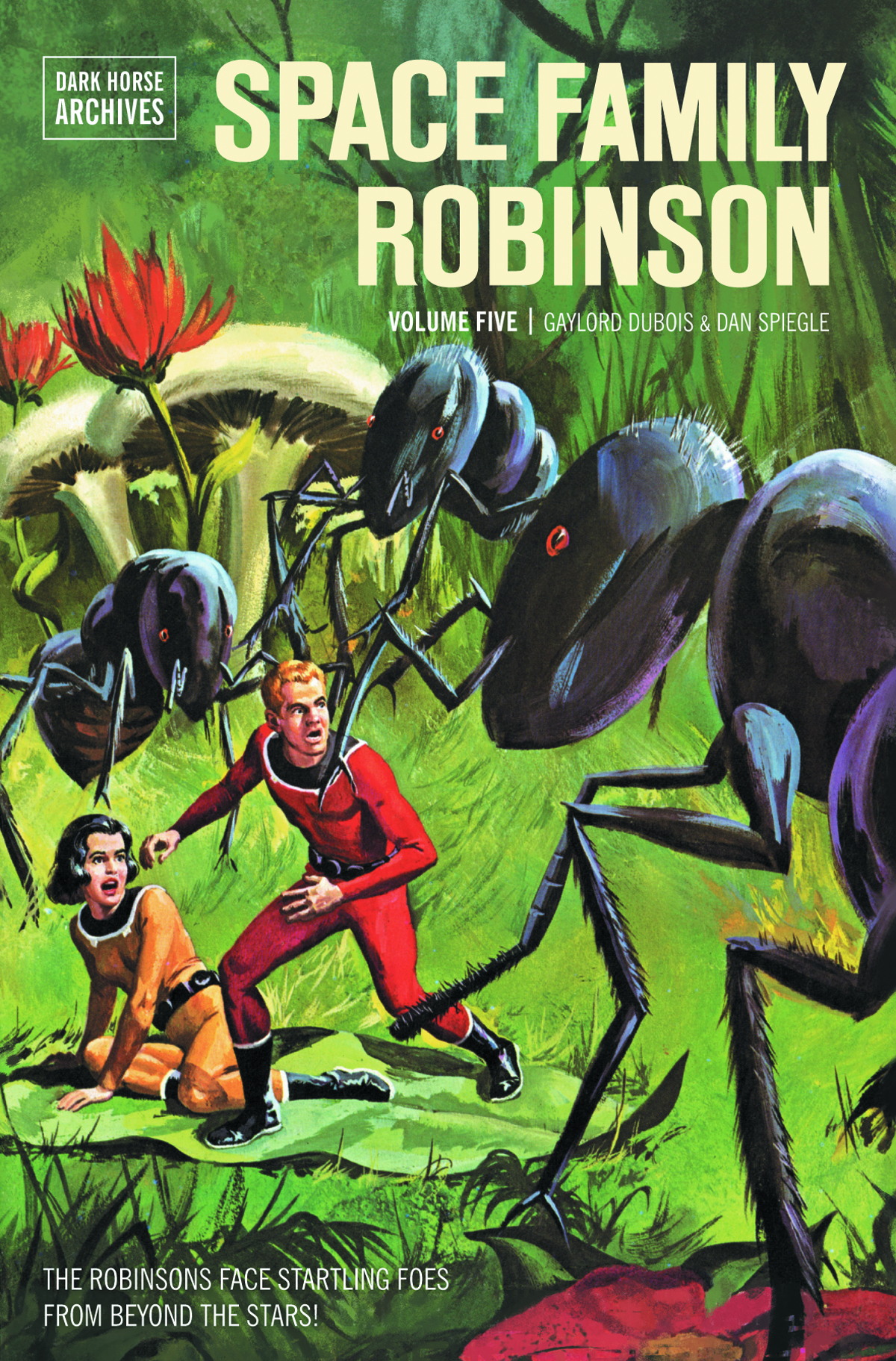 SPACE FAMILY ROBINSON ARCHIVES HC VOL 05