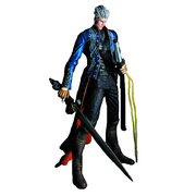 DEVIL MAY CRY 3 PLAY ARTS KAI VERGIL AF