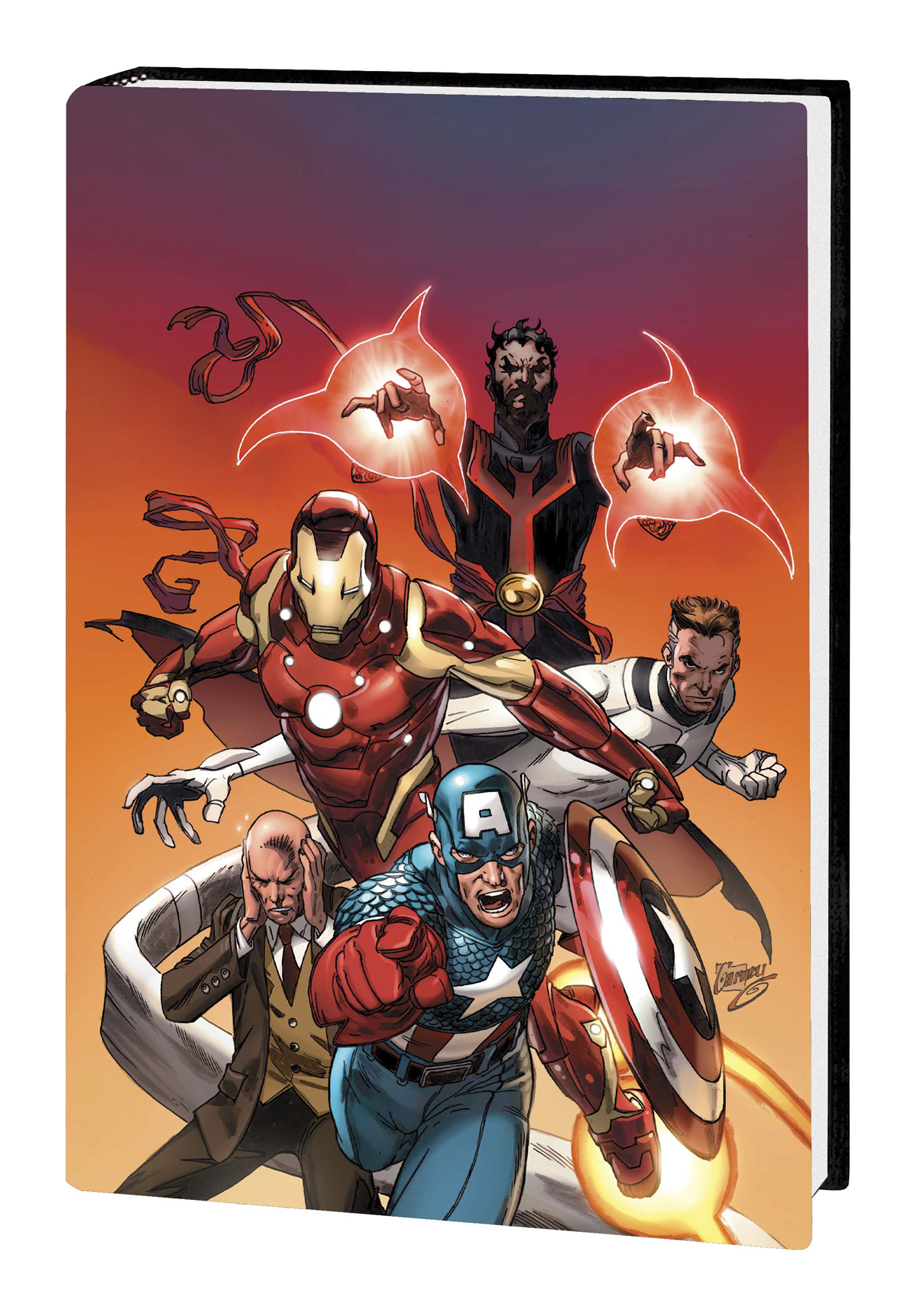 NEW AVENGERS BY BRIAN MICHAEL BENDIS PREM HC VOL 04 AVX