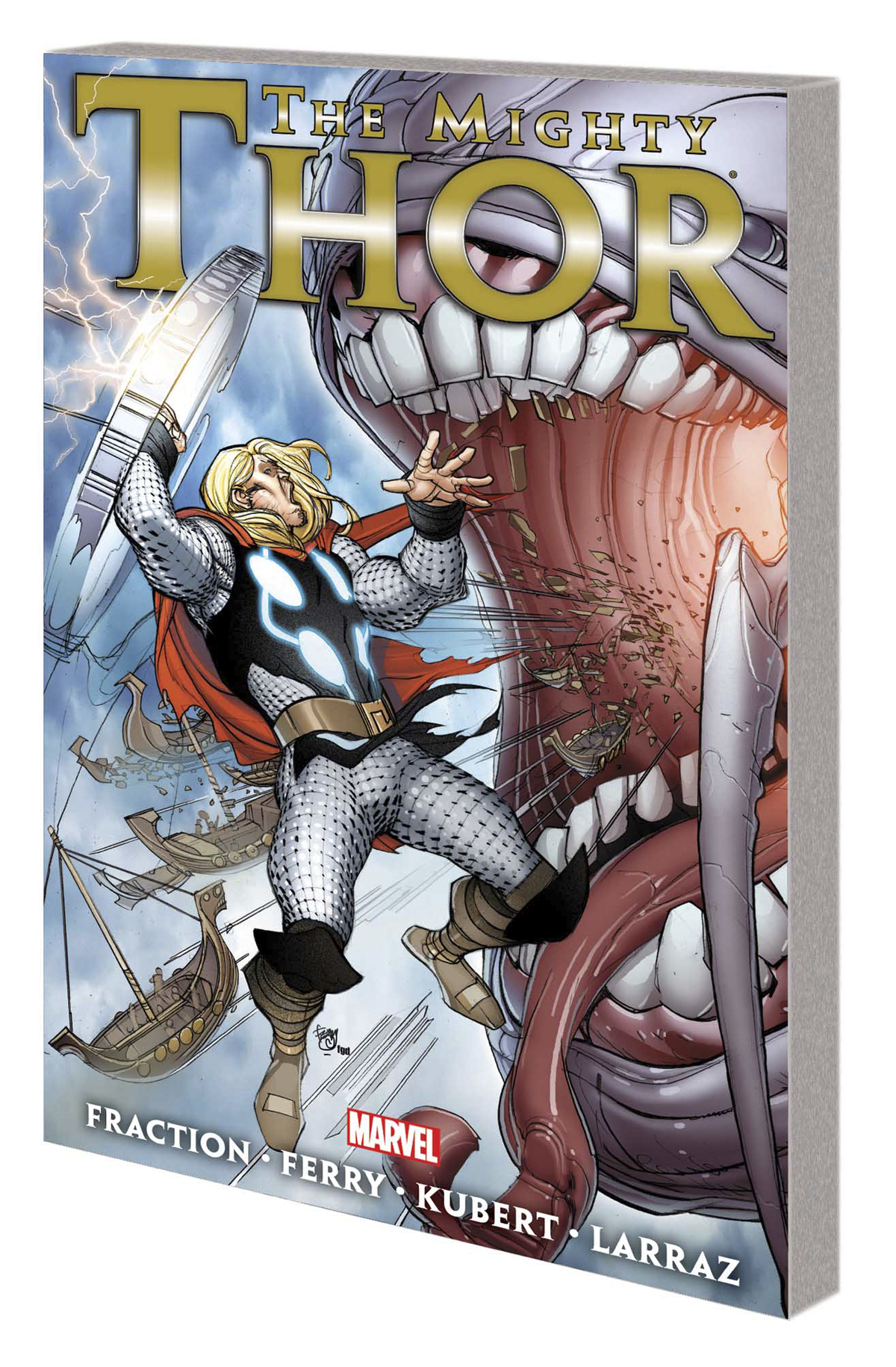 MIGHTY THOR BY MATT FRACTION TP VOL 02