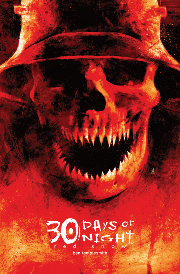 30 DAYS OF NIGHT TP VOL 08 RED SNOW
