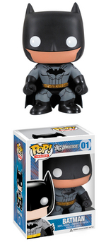 POP HEROES BATMAN PX VINYL FIG NEW 52 VER