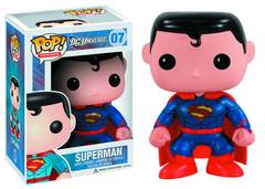 POP HEROES SUPERMAN PX VINYL FIG NEW 52 VER