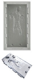 SW HAN SOLO IN CARBONITE DX SILICONE TRAY