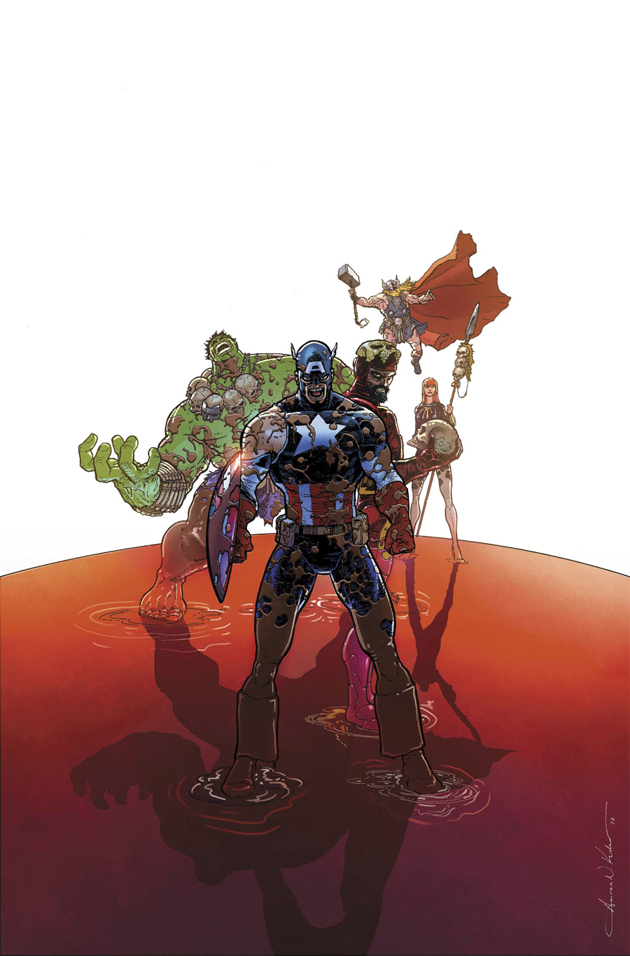 MARVEL UNIVERSE VS AVENGERS #1
