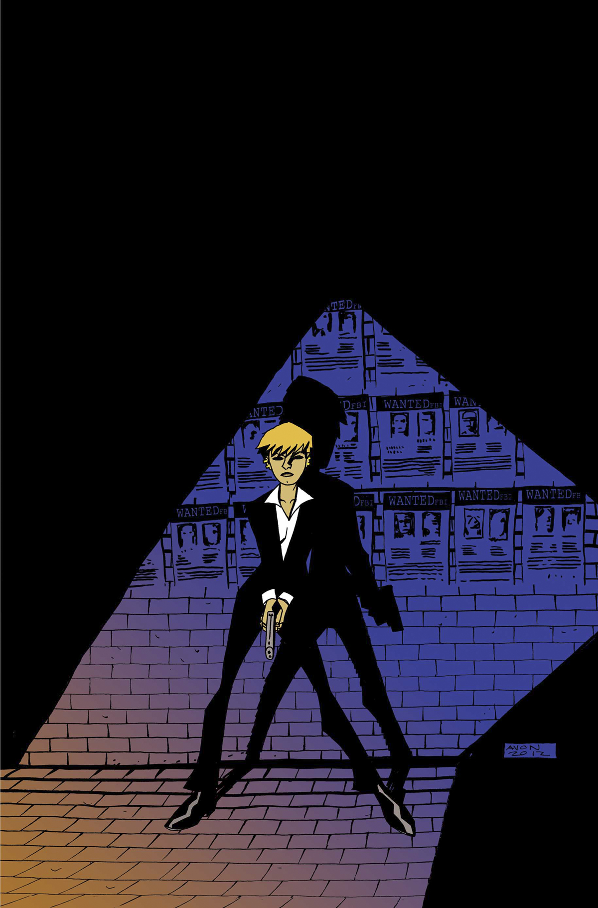 POWERS BUREAU #2 (RES) (MR)