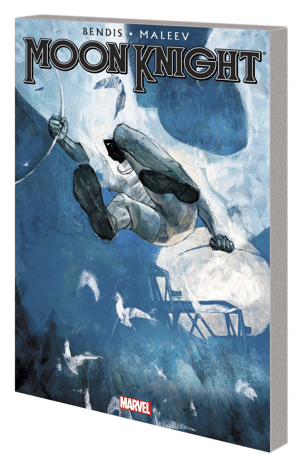 MOON KNIGHT BY BENDIS AND MALEEV TP VOL 02