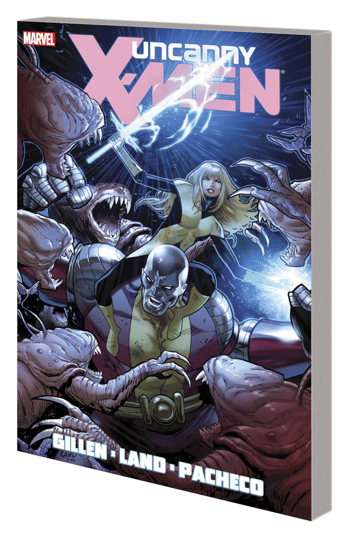 UNCANNY X-MEN BY KIERON GILLEN TP VOL 02