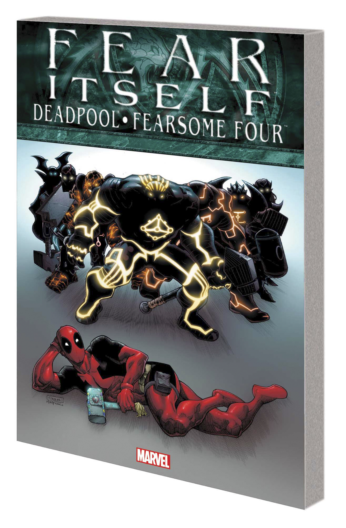 FEAR ITSELF TP DEADPOOL FEARSOME FOUR