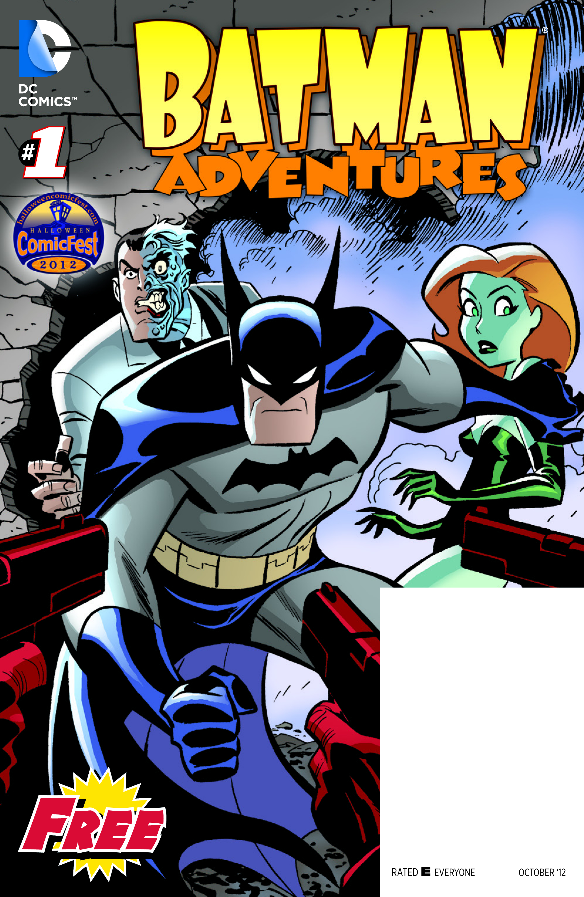 BATMAN SCOOBY DOO HALLOWEEN FEST #1