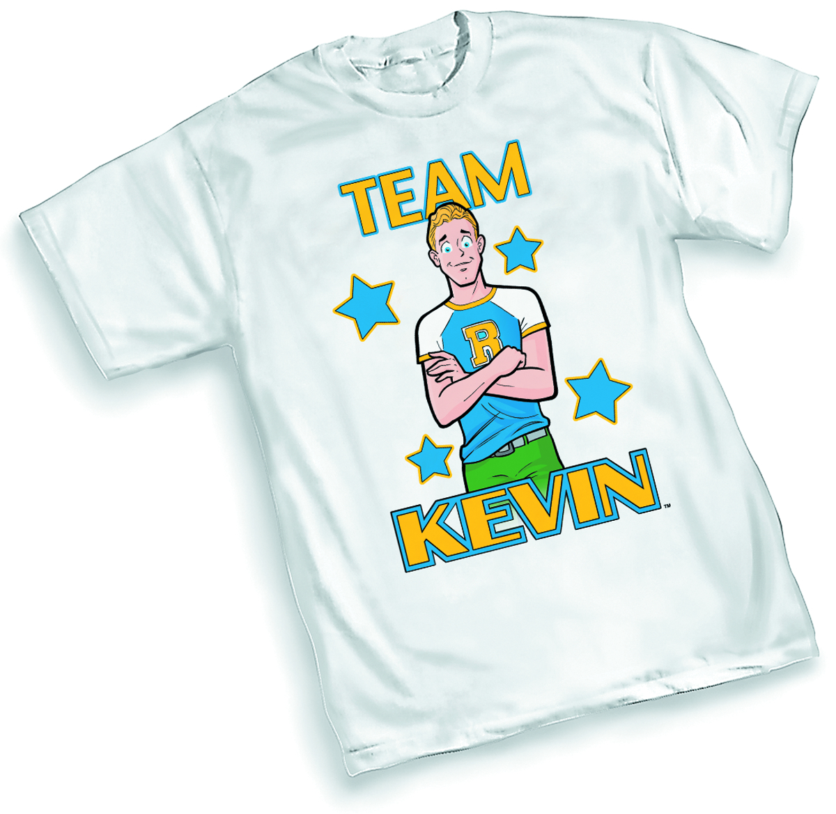 ARCHIE TEAM KEVIN T/S XXL