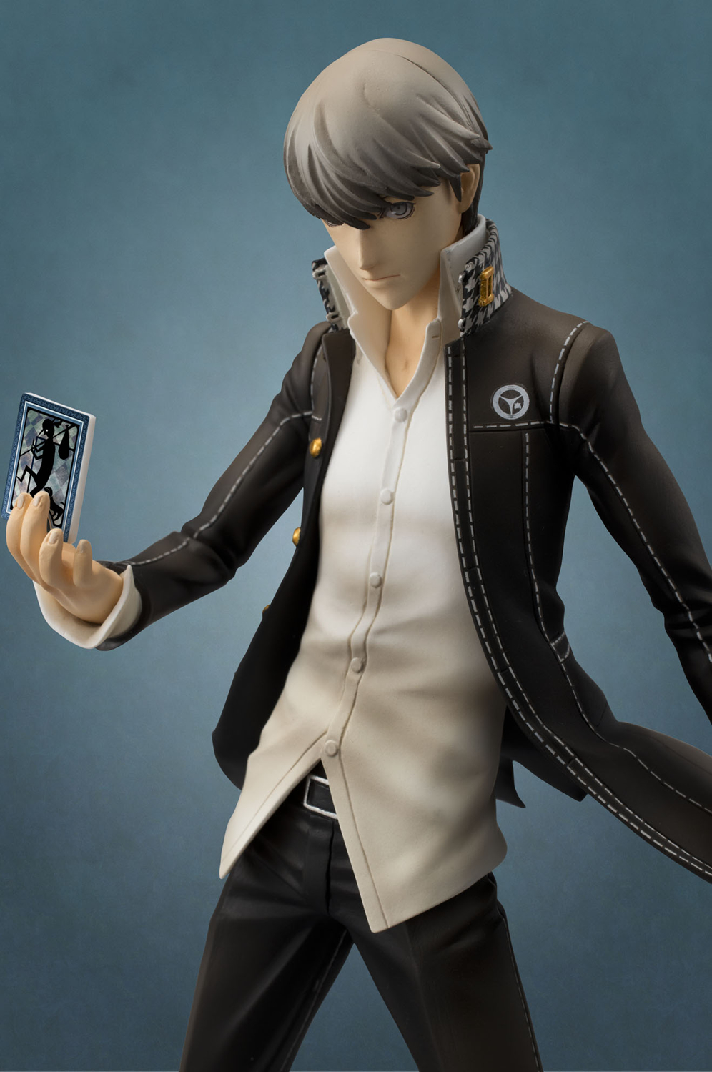 PERSONA 4 THE ANIMATION YU NARUKAMI GEM PVC FIG