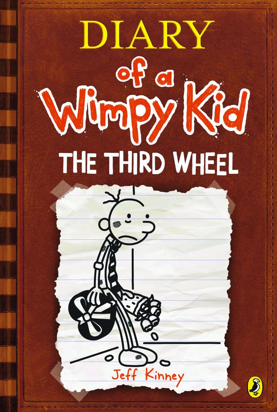 DIARY OF A WIMPY KID HC VOL 07 THIRD WHEEL