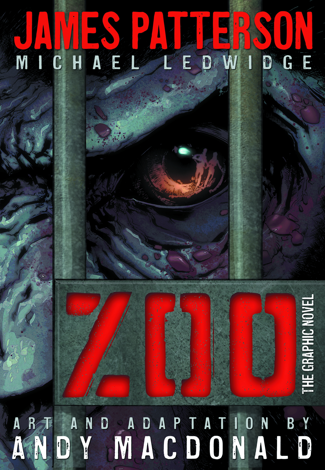 JAMES PATTERSON ZOO GN