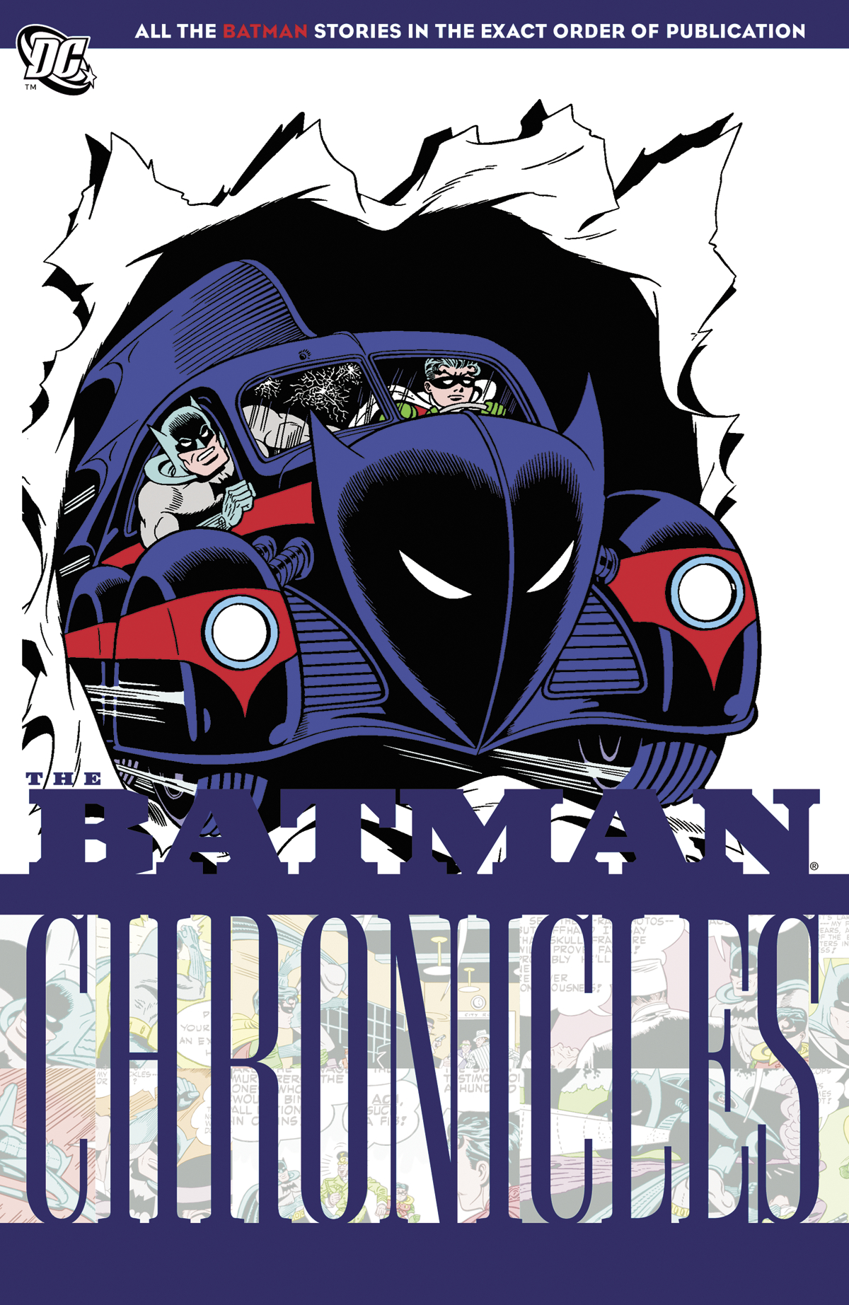 BATMAN CHRONICLES TP VOL 11