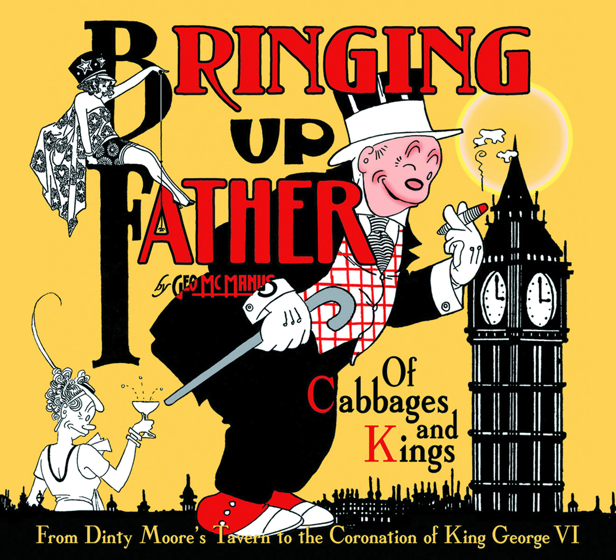 BRINGING UP FATHER HC VOL 02 CABBAGES & KINGS