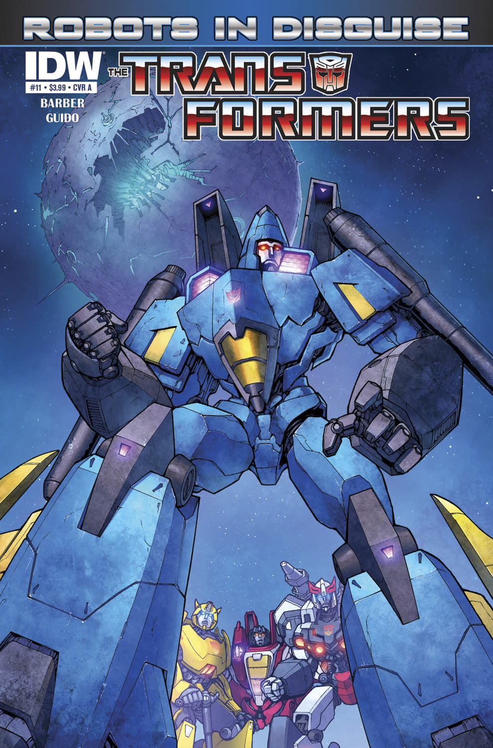 TRANSFORMERS ROBOTS IN DISGUISE #11
