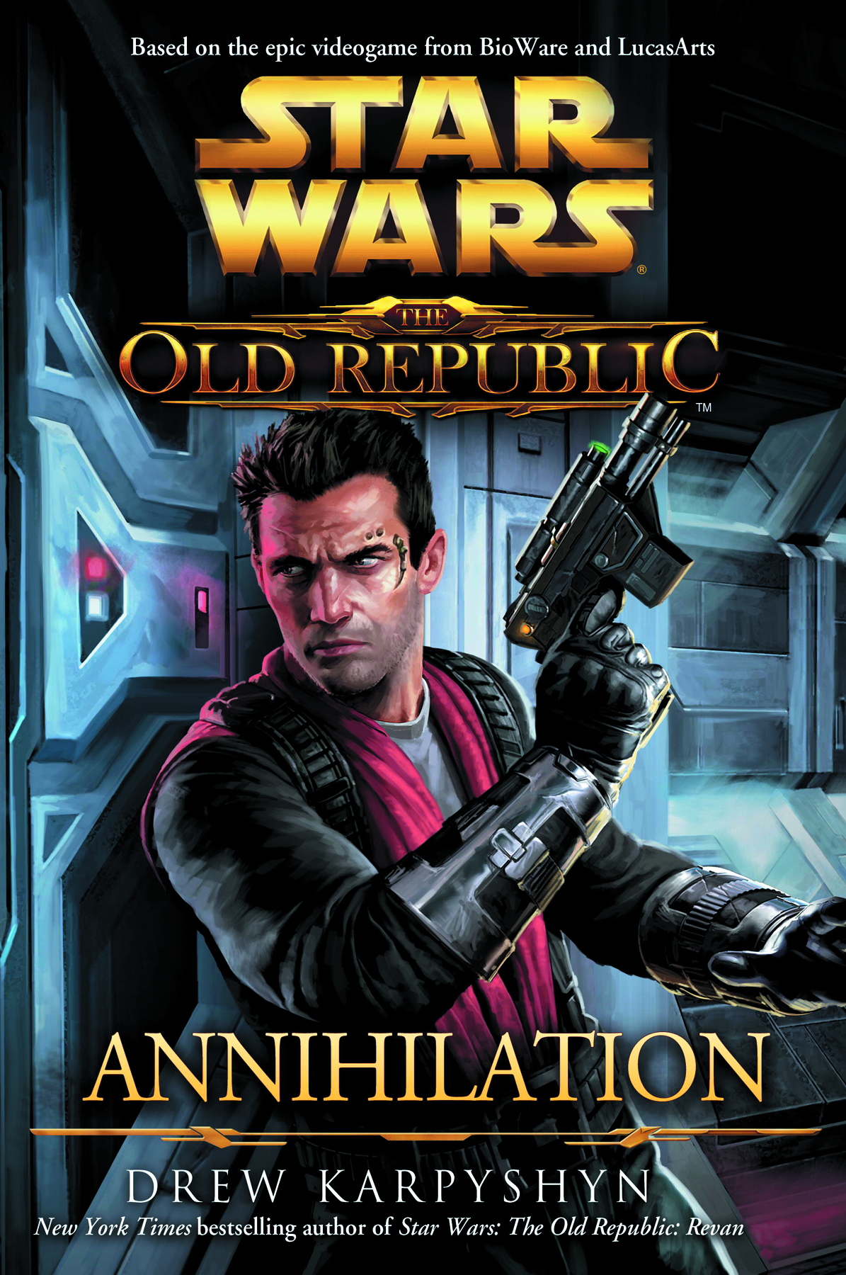STAR WARS OLD REPUBLIC HC ANNIHILATION