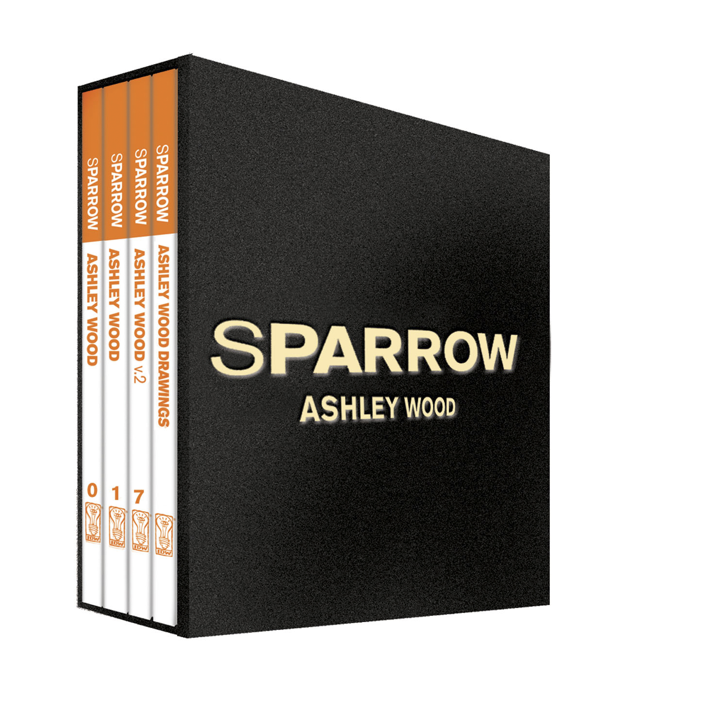 SPARROW HC BOX SET ASHLEY WOOD